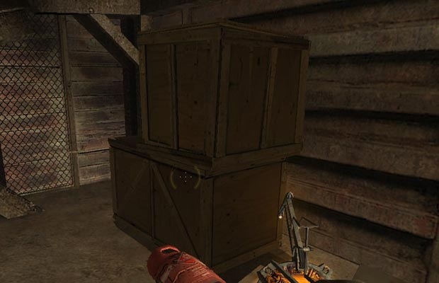 An important part of every game is crates. Without crates, a game cannot be taken seriously at all.