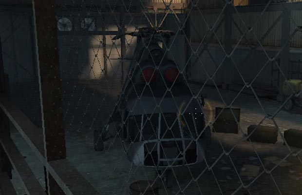 Dialog suggests that you will use the helicopter to fly to wherever Half Life 2 Episode 3 is set. It is not mentioned whether you will actually fly it yourself, though.