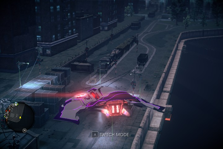 Trains In Games - Saints Row IV on